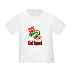 Girl Magnet Kids Shirt T