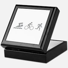 Triathlon Keepsake Box