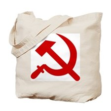 Hammer & Sickle Tote Bag