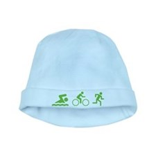 Triathlon baby hat