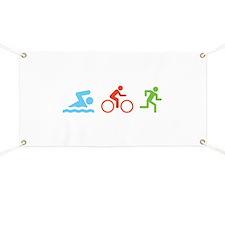 Triathlon Banner