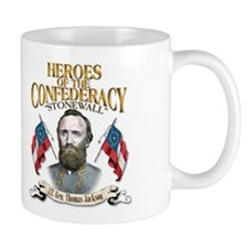 """Stonewall"" Jackson Coffee Small Mug"