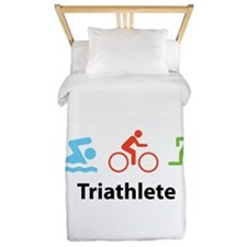 Triathlete Twin Duvet
