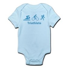 Triathlete Infant Bodysuit