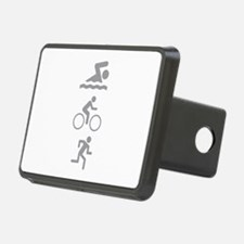 Triathlete Hitch Cover
