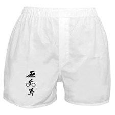 Triathlete Boxer Shorts