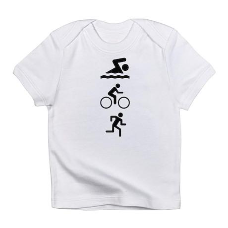 Triathlete Infant T-Shirt