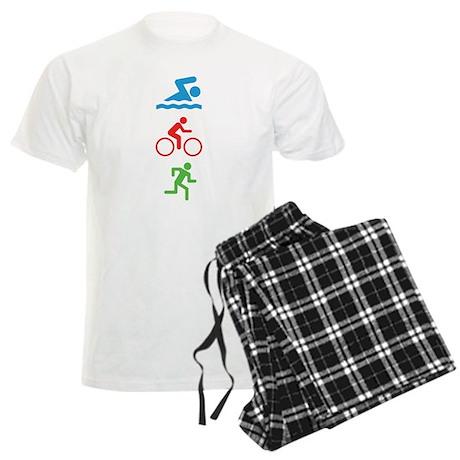 Triathlete Men's Light Pajamas