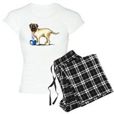 Mastiff Drool Pajamas