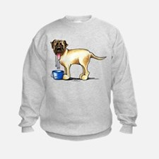 Mastiff Drool Sweatshirt