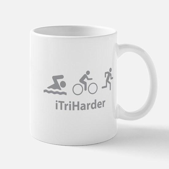 iTriHarder Mug