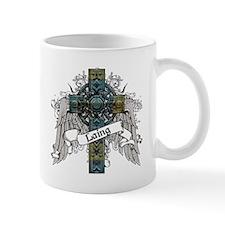 Laing Tartan Cross Mug