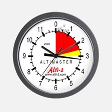 Alti-2 Wall Clock