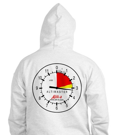 jumps out of perfectly good airplanes ~ hoodie