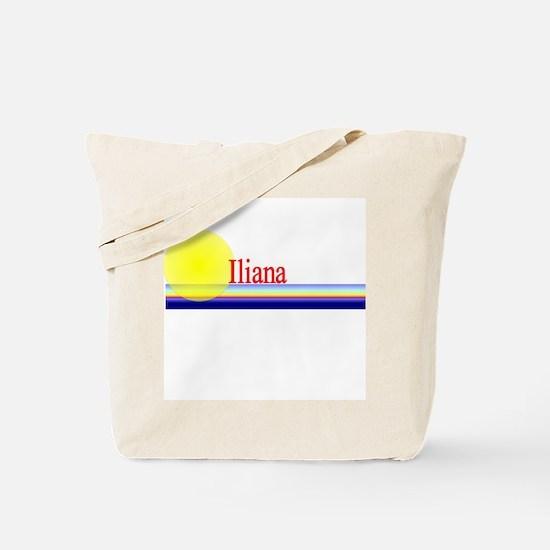 Iliana Tote Bag