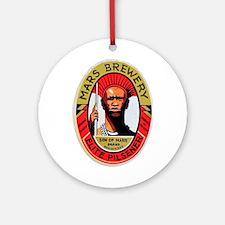 Belgium Beer Label 10 Ornament (Round)