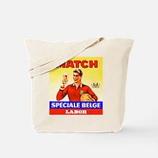 Belgium Beer Label 9 Tote Bag