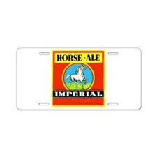 Belgium Beer Label 6 Aluminum License Plate