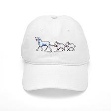 Akbash Dog n Sheep Baseball Cap
