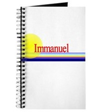 Immanuel Journal