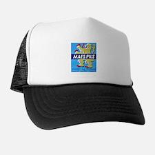 Belgium Beer Label 3 Trucker Hat