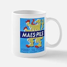 Belgium Beer Label 3 Mug