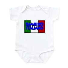 Bambino Italiano Infant Creeper