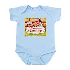 Belgium Beer Label 2 Infant Bodysuit