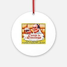 Belgium Beer Label 2 Ornament (Round)