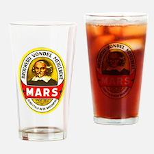 Belgium Beer Label 1 Drinking Glass