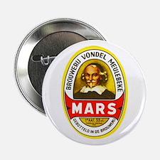 """Belgium Beer Label 1 2.25"""" Button"""
