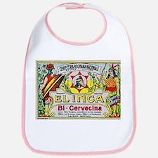 Bolivia Beer Label 3 Bib
