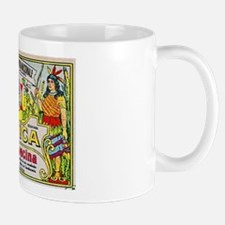 Bolivia Beer Label 3 Mug