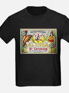 Bolivia Beer Label 3 T