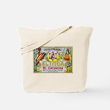 Bolivia Beer Label 3 Tote Bag