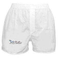 Akbash Dog n Sheep Boxer Shorts