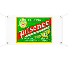 Bolivia Beer Label 2 Banner