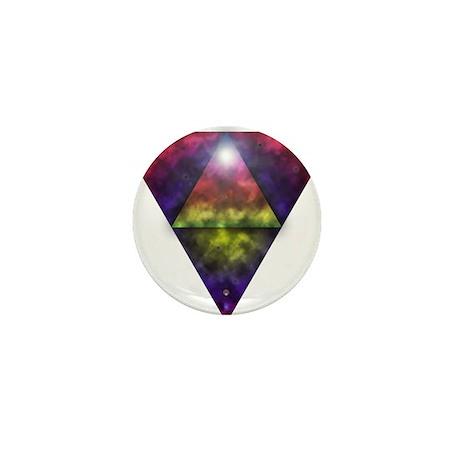 Triangle Mini Button