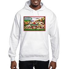 Canada Beer Label 15 Hoodie Sweatshirt