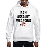 BAN ASSAULT WEAPONS Hooded Sweatshirt
