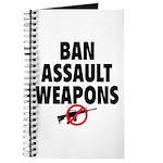 BAN ASSAULT WEAPONS Journal