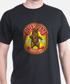 Canada Beer Label 14 T-Shirt