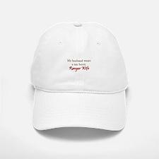 Ranger Wife - tan beret Baseball Baseball Cap