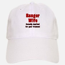 Ranger Wife - deprived Baseball Baseball Cap