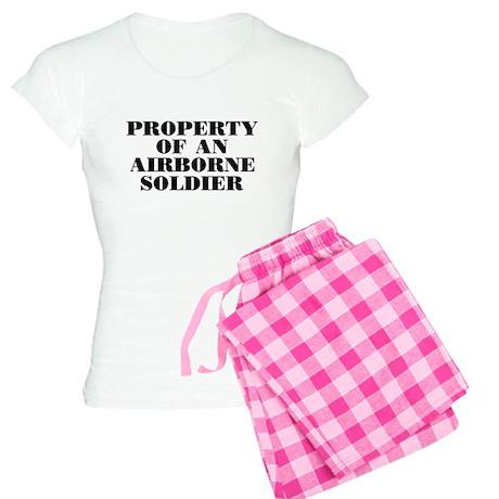 property airborne.png Women's Light Pajamas