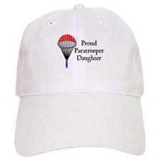 paratrooper daughter.png Baseball Cap