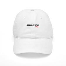 airborne mom.png Baseball Cap