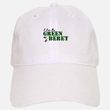 I Love My Green Beret Baseball Baseball Cap