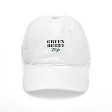 green beret wife.png Baseball Cap