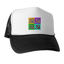 Warhol Style CCCP Hat